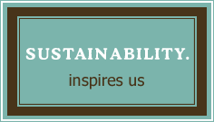 Sustainability Inspires Us